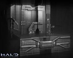 ArtStation - Halo: The Master Chief Collection (Halo 2: Anniversary), Alex Twin
