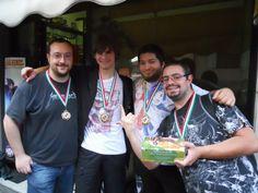 Magic Senza Frontiere 2013 - 1ª Squadra Classificata