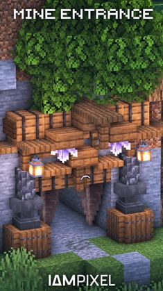 Casa Medieval Minecraft, Minecraft House Plans, Minecraft Farm, Minecraft Cottage, Easy Minecraft Houses, Minecraft House Tutorials, Minecraft Survival, Minecraft Construction, Amazing Minecraft