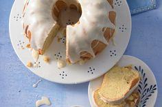 Apfel - Eierlikör Kuchen