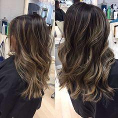 TGIF.  #hairbysoly #hairpost #glendale #sombre #bronde #hairgoals #hairstylist @modernsalon #modernsalon @pravana #pravana #lahair #newyork #miami by hair_by_soly