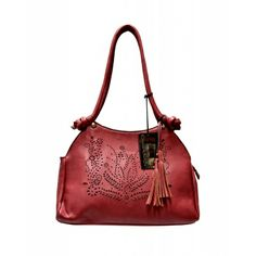Arnold Churgin Shoes - RUBYJEAN - (RED) - Handbags