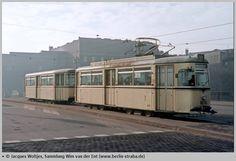 WB Gotha 1962 TDE62 Linie 64 S-Bahnhof Jannowitzbruecke