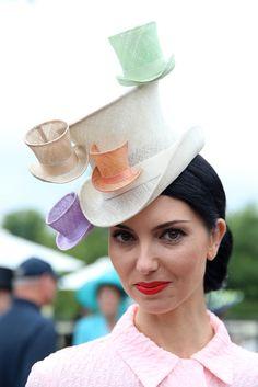 Hats at Royal Ascot 2014