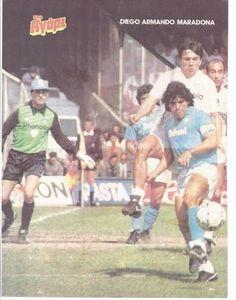 GREEK FOOTBALL TEAM POSTER DIEGO ARMANDO MARADONA