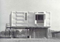 1963: Dieter Schmid's Plastic House