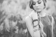 Idaho Boho Senior Bailey | Michelle & Logan Photo+Films
