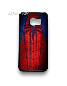 The Amazing Spiderman Logo Samsung Galaxy S6 EDGE Case Cover