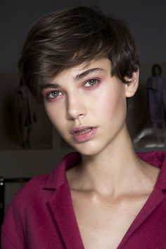 awesome Модная женская стрижка гарсон (50 фото) — Стильные образы Читай больше http://avrorra.com/modnaya-strizhka-garson-foto/