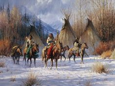 Hunter's Morning by Martin Grelle