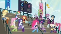 My Little Pony Equestria Girls: Friendship Games My Little Pony Equestria, Equestria Girls, Rainbow Dash, Netflix, Friendship Games, Family Guy, Twilight Sparkle, Academia, Fictional Characters