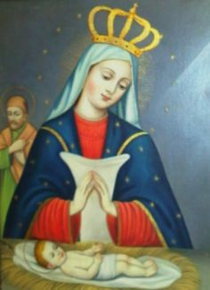 Mi linda Virgencita