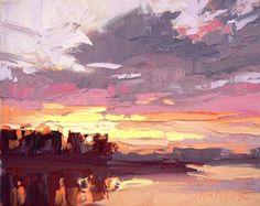 Katya Molodykh | VK Landscape Artwork, Abstract Landscape, Abstract Nature, Paintings I Love, Original Paintings, Sky Painting, Guache, Texture Art, Art Oil