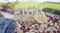 Hoy: Torta Helada.Tefi nos enseña una excelente combinación entre una Torta y un Helado, super fácil y casero. Te vas a animar? Suscribite a nuestro canal!