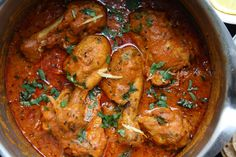 Achari Murgh is a north Indian curry made with pickling spices and chicken. A delicious, quick and easy curry to impress your friends and family. Achari Chicken, Indian Food Recipes, Ethnic Recipes, Pakistani Chicken Recipes, Pakistani Recipes, Pakistani Dishes, Indian Curry, Indian Dishes, Curry Recipes