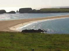 St. Ninian's Isle - a bonny day out in Shetland
