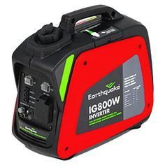 The new Earthquake model 11613 800 watt inverter generator provides fuel efficient and quiet power for recreational and household needs. The packs Small Portable Generator, Portable Inverter Generator, Countertop Water Filter, Upright Exercise Bike, Cylinder Liner, New Honda, Pool Cleaning, Viper, Generators