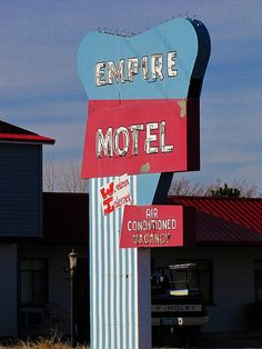 Empire Motel -    St. Francis, Kansas