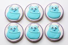 monster inc sugar cookies - Buscar con Google