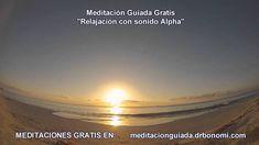 Meditacion Guiada Gratis Relajacion con sonido Alpha
