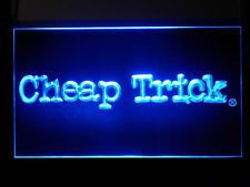P115B Cheap Trick Bar Pub Sport Game Champion Star Light Sign