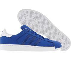 Adidas Superstar II 2 (college royal / runninwhite) G22233 - $69.99 Adidas Originals, The Originals, Sneaker Games, Super Star, Dream Shoes, Sneaker Brands, Adidas Superstar, Adidas Shoes, Casual Shoes