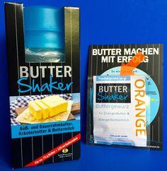 Produkttestseite von Heike: Produkttest : Butter Shaker von Spätzle Shaker #FrBT15 #Bloggertreffen #Produkttest #sponsered