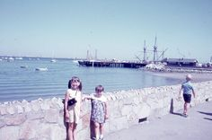 Dr. Bill Tells Ancestor Stories: Wordless (nearly) Wednesday - At the Mayflower - 45 years ago