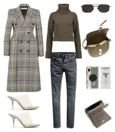 """Unbenannt #1234"" by fashionlandscape ❤ liked on Polyvore featuring Yeezy by Kanye West, Balenciaga, Kate Spade, Loewe, Altuzarra, Yves Saint Laurent, Ann Demeulemeester and Antonio Berardi"