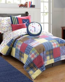 Nina Home by Nina Campbell Exclusively Ours - Tapestry Light 5 Piece Comforter Collection - Bed & Bath | Stein Mart