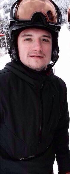 Josh Skiing in Wyoming 12/14/14