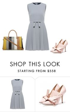 """""""simple"""" by rachd ❤ liked on Polyvore featuring RED Valentino"""