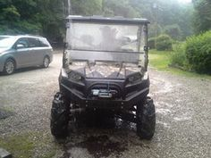Look!  We had a new buggy!  Come visit us and check out our newest addition!