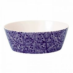 Fable Blue Tree Serving Bowl 25cm from www.illustratedliving.co.uk