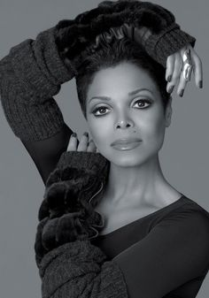 Legends Gallery | BLACKGLAMA - Janet Jackson