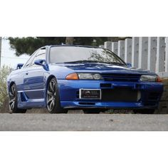Nissan Skyline GTR R32 Bayside Blue for sale Import JDM cars to USA