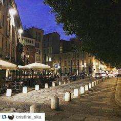"""""""Passeggiata notturna in centro"""" Torino raccontata da cristina_ska per #inTO"""