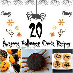 Favorite Quick Halloween Cookie Recipes
