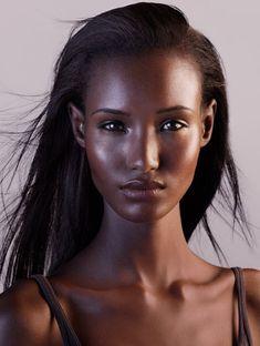 My black is beautiful, most beautiful, fatima siad, dark skin beauty, Dark Beauty, Beauty Skin, Natural Beauty, Natural Skin, Fatima Siad, Foto Face, The Face, Bright Skin, My Black Is Beautiful