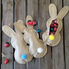 Easter is right around the corner and what better way to celebrate than to make bunny crafts. Here is a list of 60 DIY projects you can try with your kids. Bunny Crafts, Easter Crafts For Kids, Diy Crafts, Easter Party Games, Glitter Crafts, Pom Pom Crafts, Easter Printables, Egg Decorating, Easter Wreaths