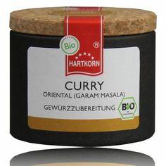 Hier können Sie unsere BIO Curry Oriental Gewürzmischung günstig im Gewürzshop für BIO Gewürze online bestellen. zertifiziert ✓ nachhaltig ✓ lecker ✓