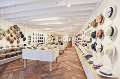 Hats in the Belfry store by Chrysalis Studio, Philadelphia / PA. – USA » Retail Design Blog