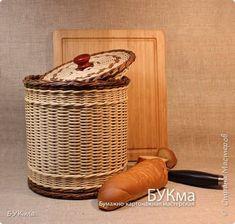 Поделка изделие Плетение Коллекция Деревенский стиль Трубочки бумажные фото 1