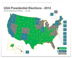 USA Map - Editable PowerPoint Template This deck of 61 editable ...