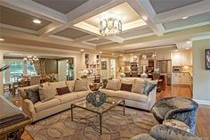 Love the open layout and color scheme  823 Forest Acres Dr, Nashville TN - MLS 1489320