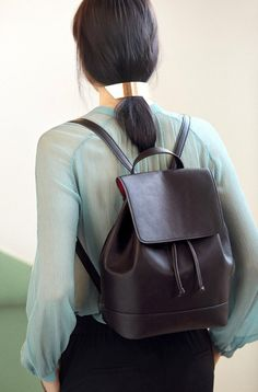 Shop Mango's New Covet-Worthy Fall Accessories Lookbook via @WhoWhatWear