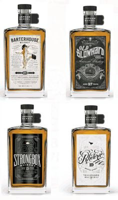 Orphan Barrel Lost & Found Whiskey Company
