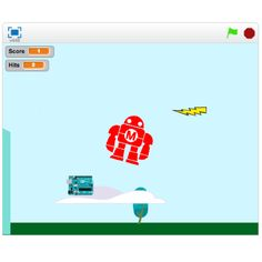 Learn the basics of creating your own video game in Scratch. This is a more…