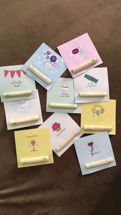 Make cute cards for guests but don't add money cuz we too broke :( Boas Ideias, .- Make cute cards for guests but don't add money cuz we too broke 🙁 Boas Ideias, … Make cute cards for guests but don't add money cuz we… - Diy Gift Box, Diy Gifts, Diy Birthday, Birthday Cards, Eid Stickers, Iftar, Eid Crafts, Eid Party, Ramadan Gifts