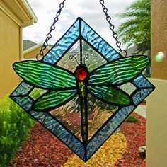 Simple Dragonfly Stained Glass Pattern Dragonfly Stained Glass Stained Glass Patterns Free